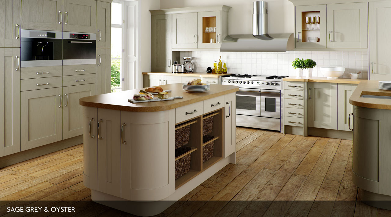 white kitchen cabinets uk chippendale shaker wood painted 4homes 28957