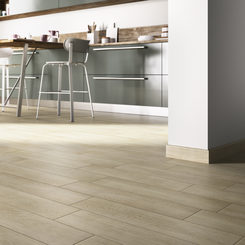 kitchen floor tiles wood effect wood effect tiles 4homes 8091